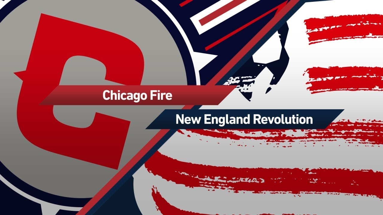5a7683807 Highlights: Chicago Fire vs. New England Revolution | August 5, 2017 ...