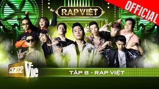 Rap Việt Tập 8 Full HD