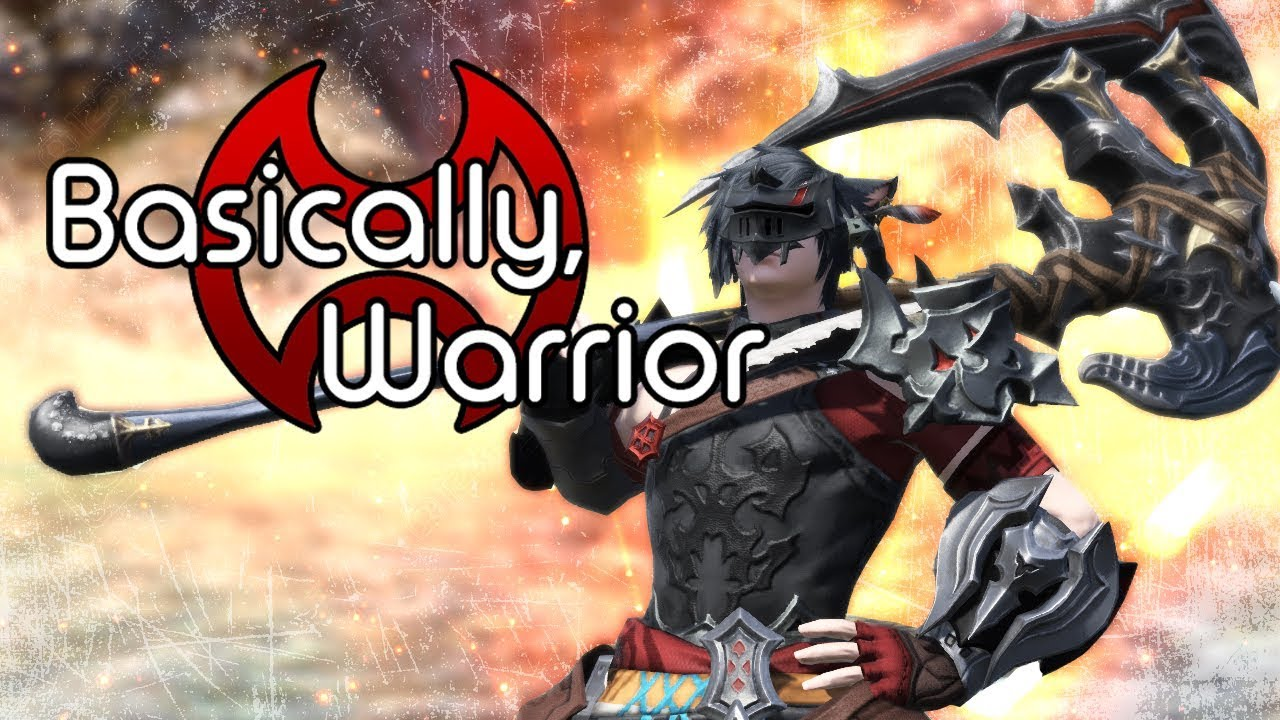 4 Things You Need to Know If You Are New to FFXIV Warrior