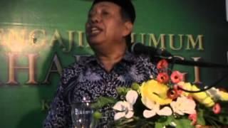Prof.Dr.H.Imam Suprayoho,MA - Rektor UIN Malang Vol.2 (29 September 2013)