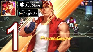 The King Of Fighters '98 Ultimate Match Online Android iOS Gameplay Part 1