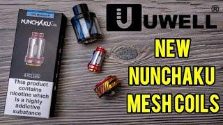 Uwell Nunchaku Mesh Coils