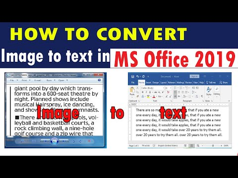 how-to-convert-image-to-text-in-ms-office-2019-|-convert-photo-to-text-in-ms-office|vision-knowledge