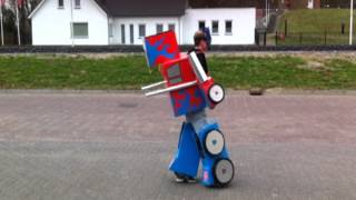 Transformer costume Optimus Prime
