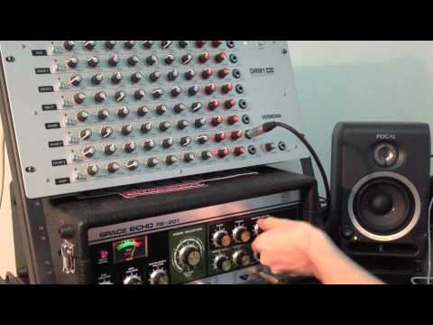 RE-201 Space Echo & DRM1