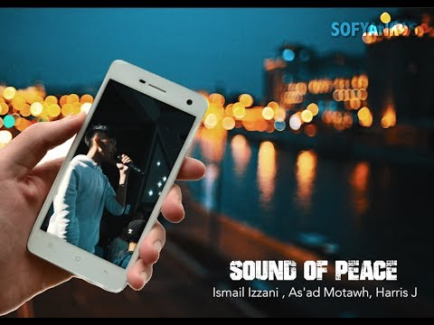 Ismail Izzani X Asad Motawh X Harris J Full Performance  -Sound Of Peace-