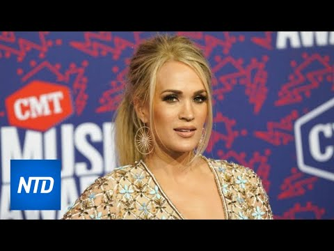 Carrie Underwood Makes History At 2019 CMT Music Awards