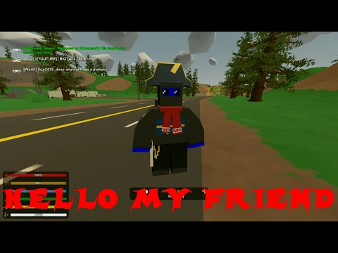 Unturned PVE Washington [[Hello my friend]]