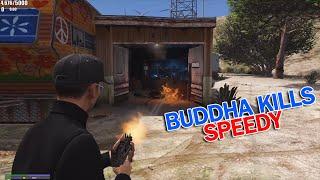 BUDDHA STARTS WAR, CHANG UCHIHA LANGUAGES, RACEDAY 3| GTA 5 RP NoPixel Funny Moments & Highlights 41