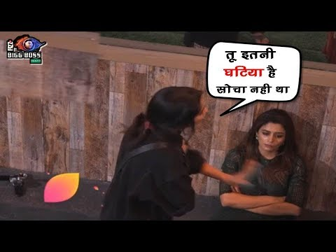 Bigg Boss 12 : Neha Pendse And Dipika Kakar Fight In Bigg Boss 12 House | Day 19 thumbnail