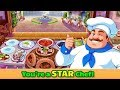 Funny kids game Cooking Craze - A Fast & Fun Restaurant Chef Learn how to serve food 2
