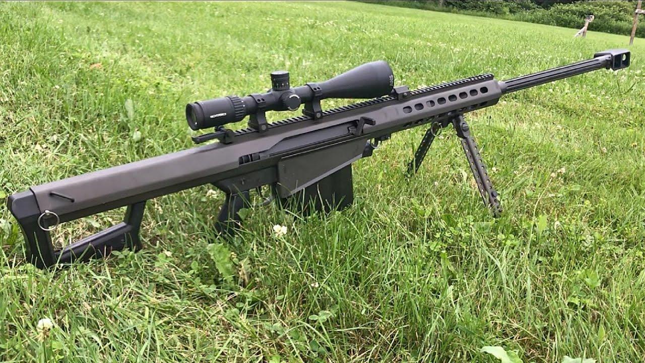 Download Barrett M82A1 50 CAL