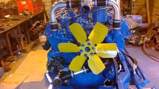 Fordson Power Major Perkins 510 V8