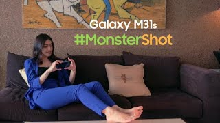 Samsung Galaxy M31s | Alaya F raving about the monster