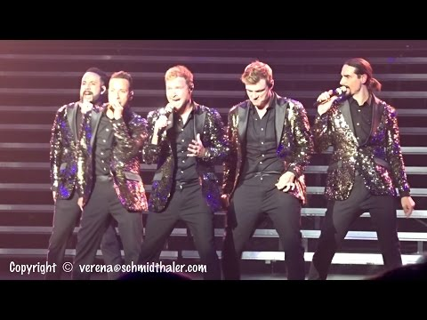 Backstreet Boys - Undone (Las Vegas Residency 4/12/2017 - Part 11)