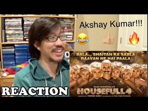 shaitan-ka-saala-video-reaction-|-housefull-4-|-akshay-kumar-|-sohail-sen-feat.-vishal-dadlani