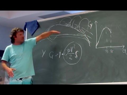 Лекция по аэродинамике, Игорь Волков, 2014-07-17