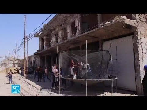 أجواء عيد الأضحى بمدينة الموصل العراقية بعد عامين على طرد تنظيم -الدولة الإسلامية-