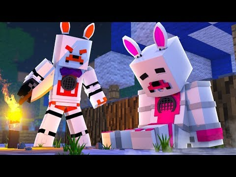 Its A Murder Mystery With Lolbit And Funtime Foxy Minecraft Fnaf Roleplay Adventure