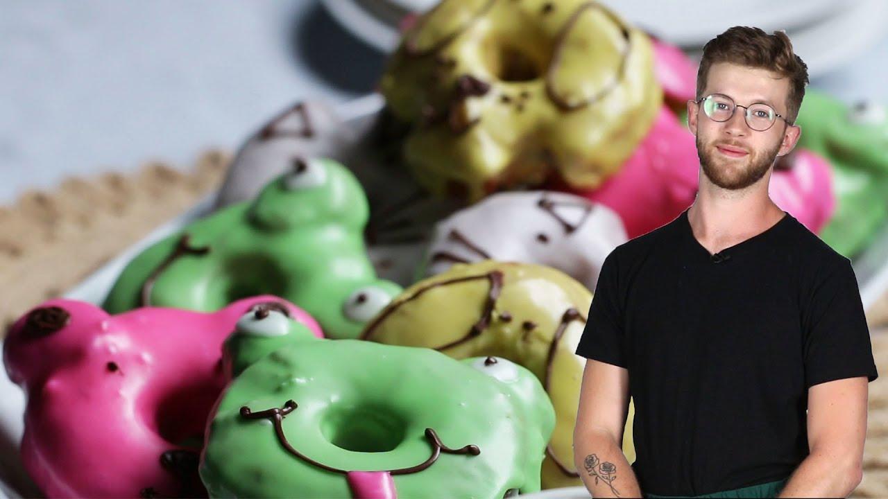 Animals Doughnuts by Alexander Roberts