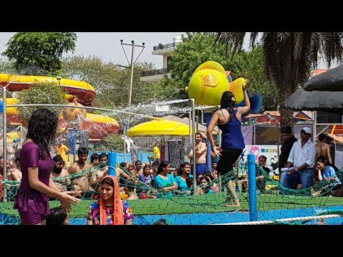 Fun & Food Village Water Park in Delhi