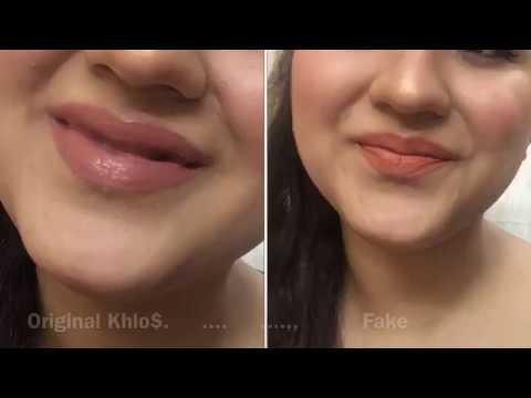 kylie-koko-lipstick-lip-swatches-real-vs-fake