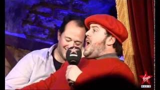 Le Débat - Alban Ivanov / Fatsah Bouyahmed - Virgin Radio Comedy Club