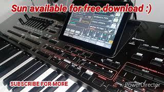 Смотреть Free Korg Pa Style Download Pa700 Pa1000 Pa4X 2 33
