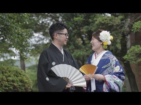 Keisuke & Mutsumi 宮城県知事公館 結婚式 ダイジェストムービー(2019.7.7)