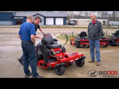 Big Dog Mowers | Great prices  We deliver