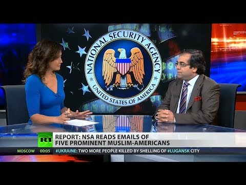 NSA spies on prominent Muslim-American, Snowden files show