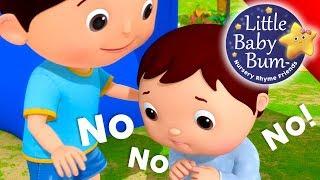 No No No! Playground | Nursery Rhymes | Original Songs By LittleBabyBum!