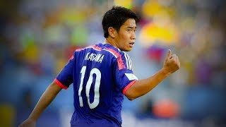 香川真司 忘れられないスーパーゴールTop5~日本代表 Shinji Kagawa amazing goals Top 5 ~Japan national football team thumbnail