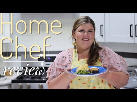 Is This The Best Meal Kit Delivery Service? Be A Home Chef!