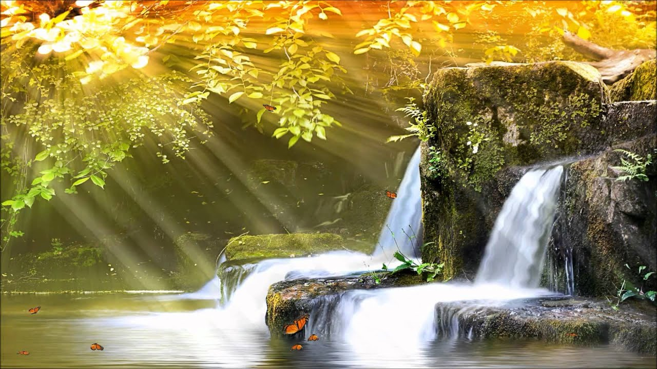 Waterfall Animated Wallpaper