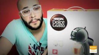 جديد - الة صنع القهوة من نسكافيه | Unbox - Nescafé Dolce Gusto