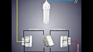 Instalação de Lâmpada com Interruptor Paralelo - | Eletrônica com Alison Freitas #5 |