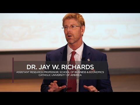 Jay Richards: Money, Greed & God