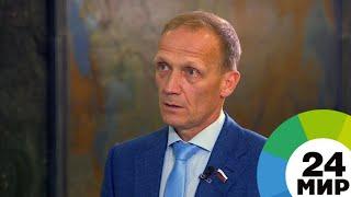 Владимир Драчев: Мы будем бороться и защищать наших спортсменов. ЭКСКЛЮЗИВ - МИР 24