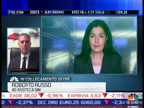Roberto Russo ad Alert Mercati - Class CNBC 15 novembre 2016