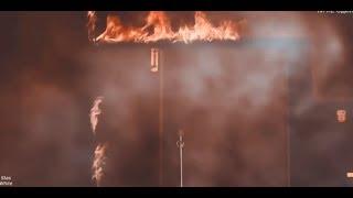 #школа || пожар в кинотеатре || 2 сезон 32 серия