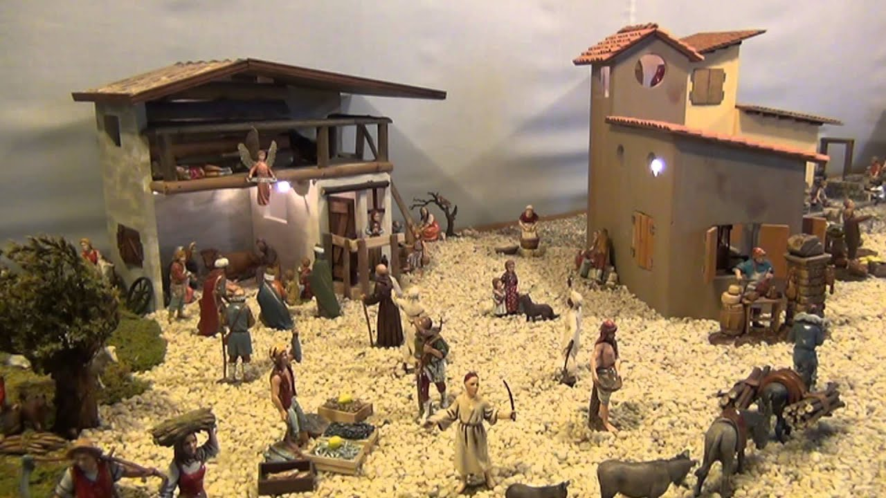 Presepe in Movimento 2013 (Lo show continua!) - YouTube