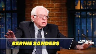 Sen. Bernie Sanders on Transforming the Democratic Party