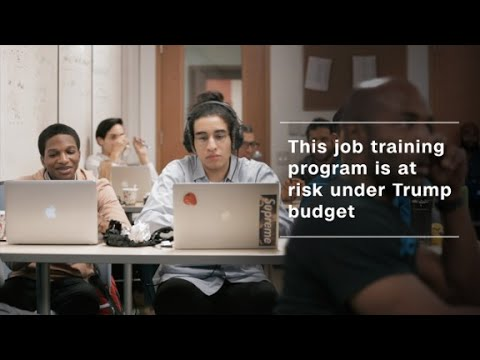 This job training program is at risk under Trump budget
