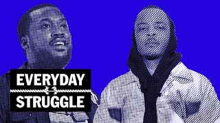 Meek Mill Claps Back, YBN Almighty Jay Robbery a Hoax? T.I.'s Mayweather Diss | Everyday Struggle