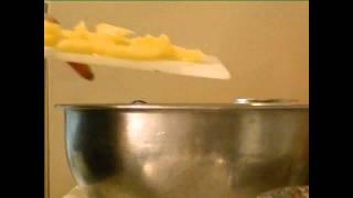 Gina's Diner: How To Make Fruit Salad