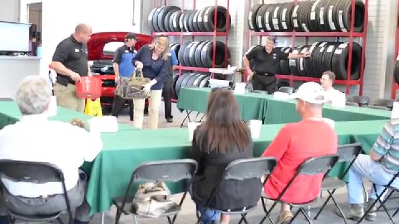 Milton Ruben Dodge >> Milton Ruben Chrysler Dodge Jeep Ram's New Owners Clinic in April 2015 - YouTube