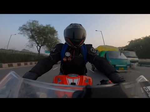Replay The Day! | Feat. Tvs Apache RR310 | TRC - The Recycle Cafe | Sunday Ride