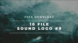 10 FILE SOUND LOGO #9 [Audio no copyright