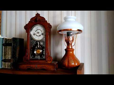 Waterbury Clock Co. very old ,  model Lowell